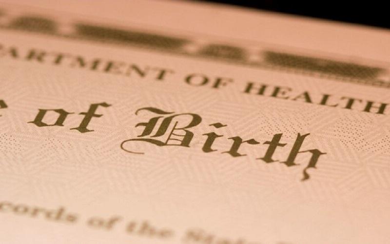 New Mexico Birth Certificate