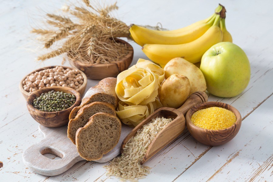 Need for Starchy Carbohydrates in your Meals