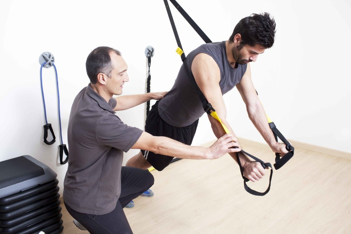 Who is a good candidate for sports rehabilitation?
