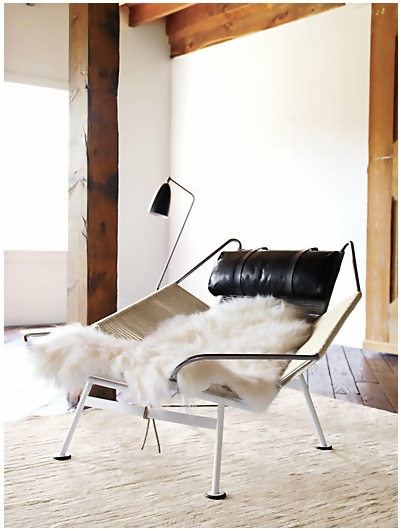 Here's How to Update Your Office With a Flag Halyard Chair to Send Your Message