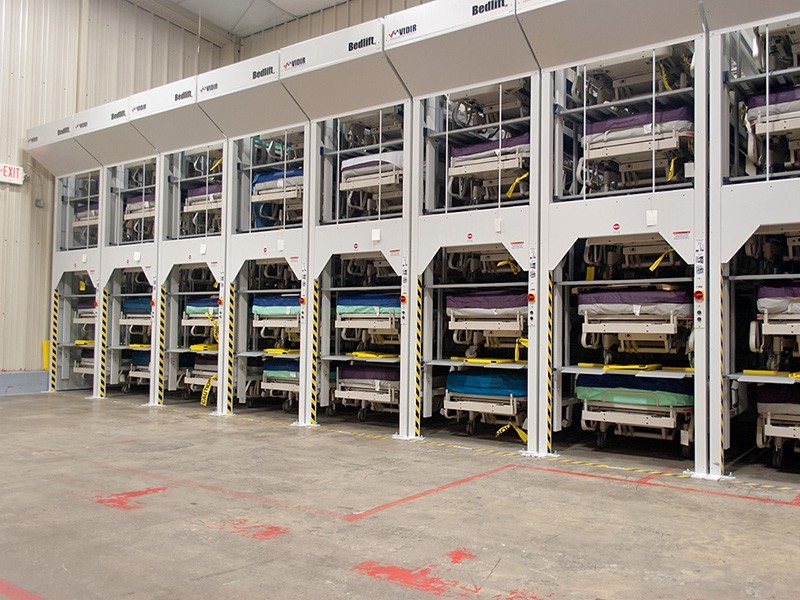 The importance of a good logistic storage facility