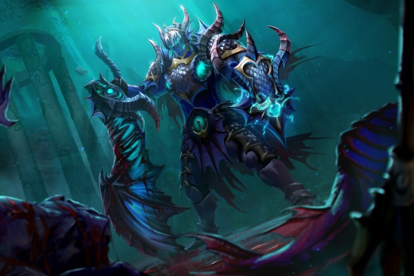 Dota 2: Sven and Troll Warlord are still in meta