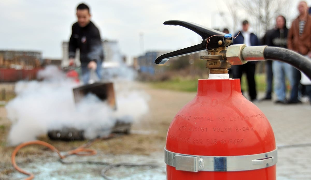 Purchasing a Fire Extinguisher: How to Choose the Right One?