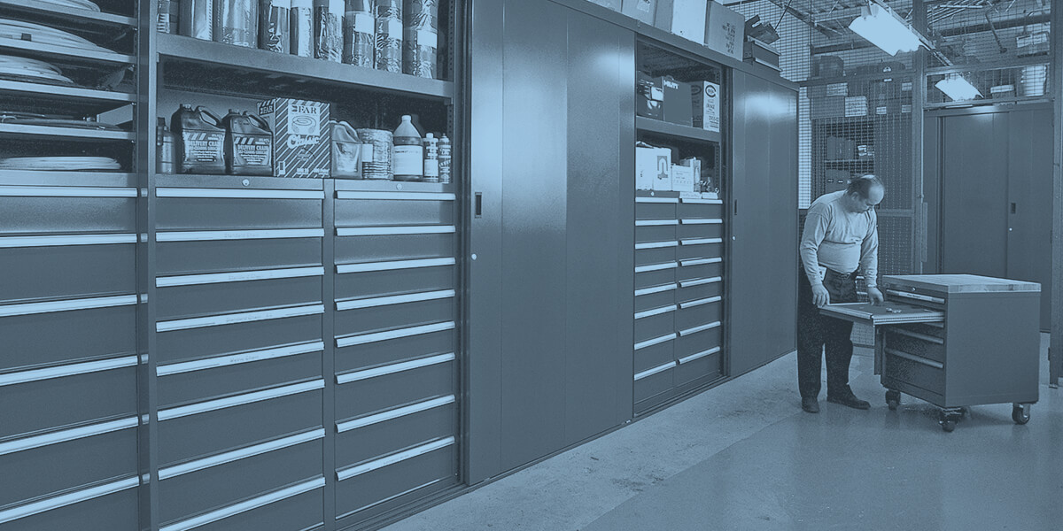 Advantages of Vertical Carousel Storage System