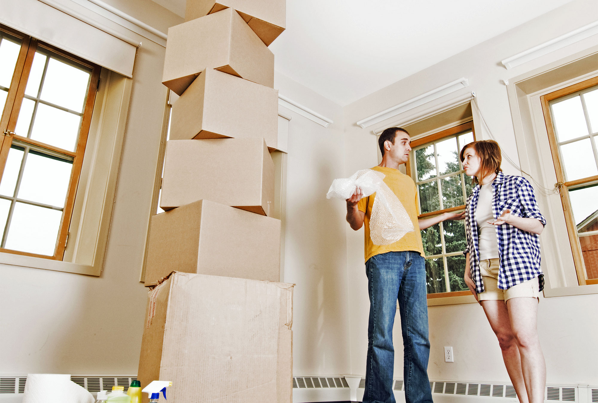 Things You Can Avoid Paying For While Moving