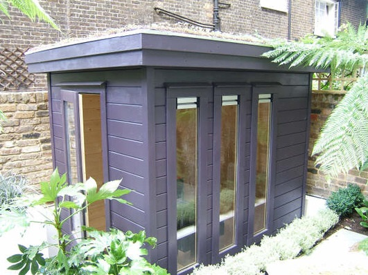 Top 5 Ways Of Using Garden Rooms In The House's Premise