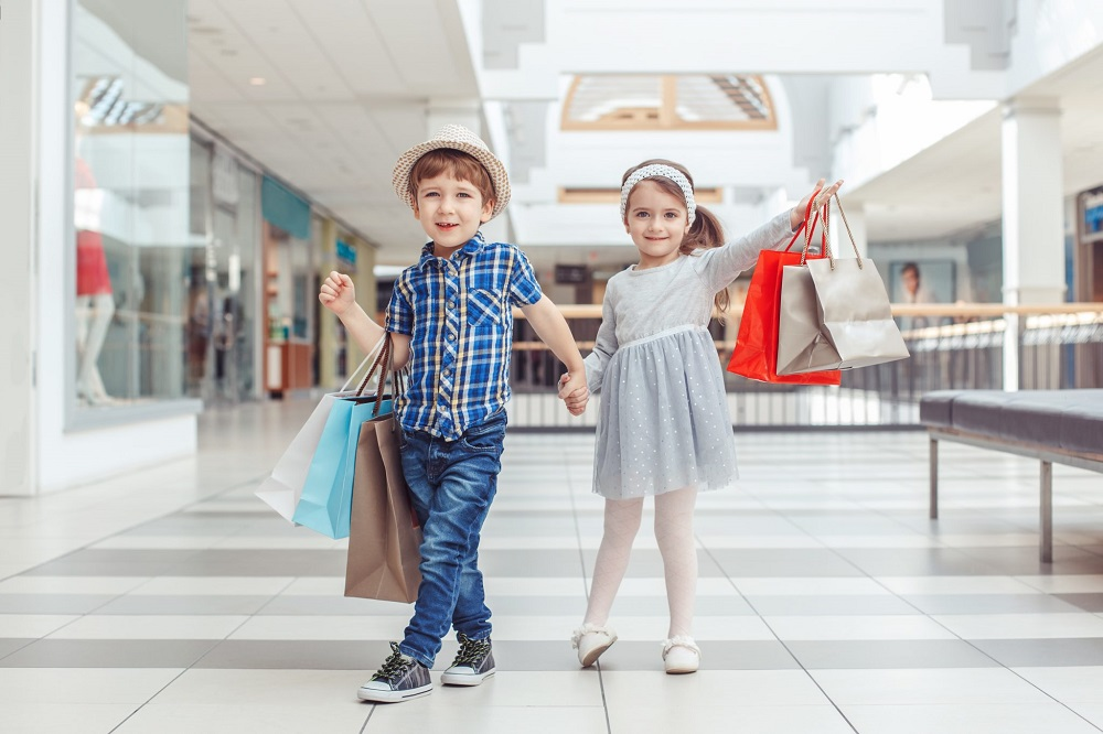 Things to Keep in Mind While Going for Kids Shopping