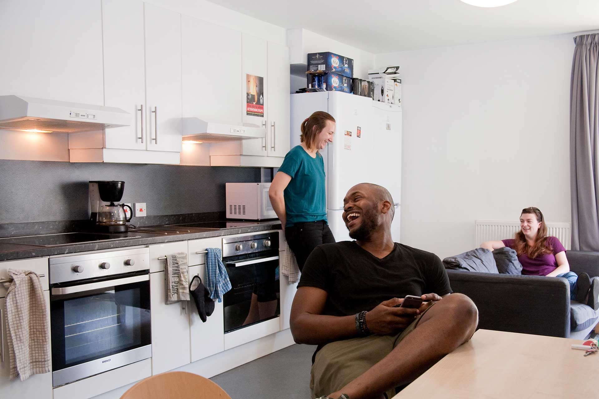 Get The Shared Homes With All Facilities