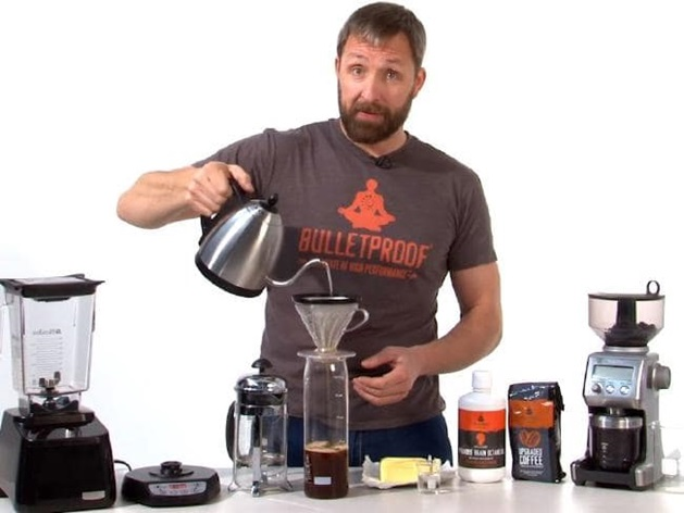 Dave Asprey's Bulletproof Coffee Vs. Drug Called Modafinil