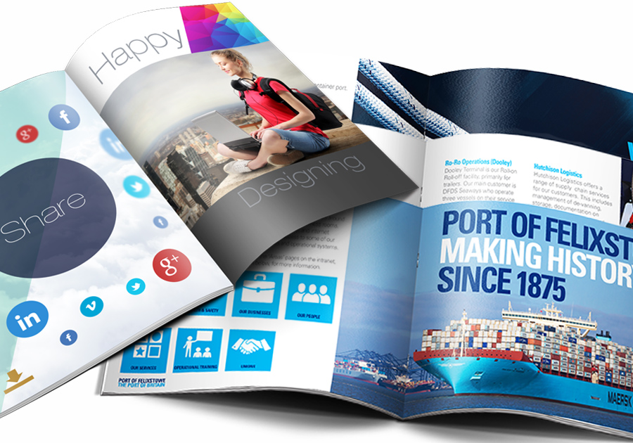 Discover the many benefits of using magazine printing services