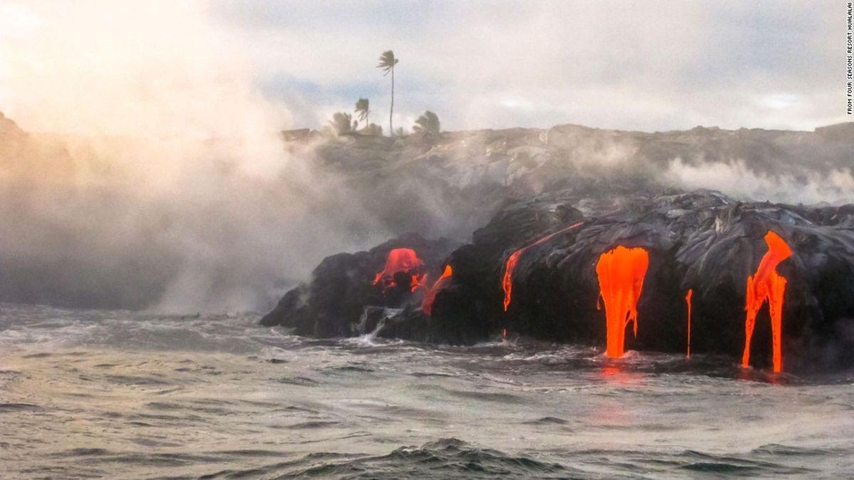 Hualalai- a stunning volcano paradise of Hawaii