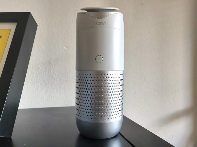 Air purifier to breathe and live