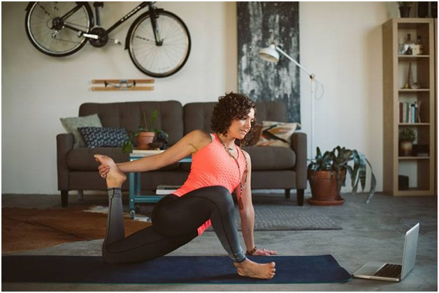 Glo Online Yoga Helping People to Live Fulfilling Lives