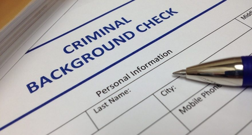 When is it important to check public arrest records?