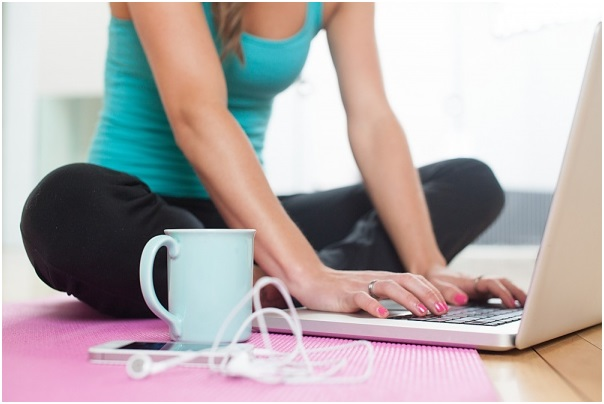 Yoga online anytime, anywhere – Glo goes with you