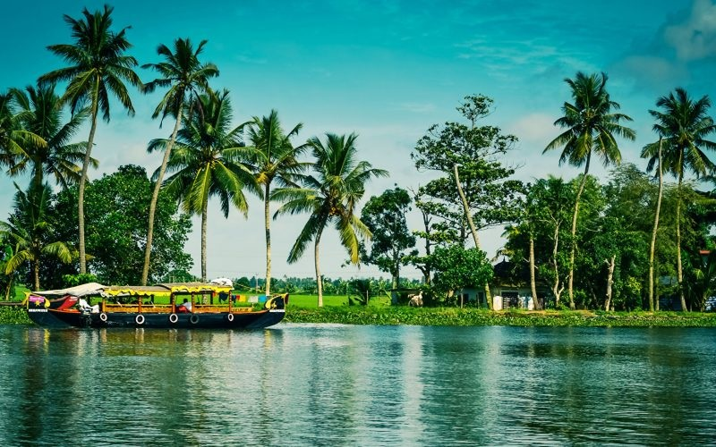 Highlights of Kerala – God's Own Country