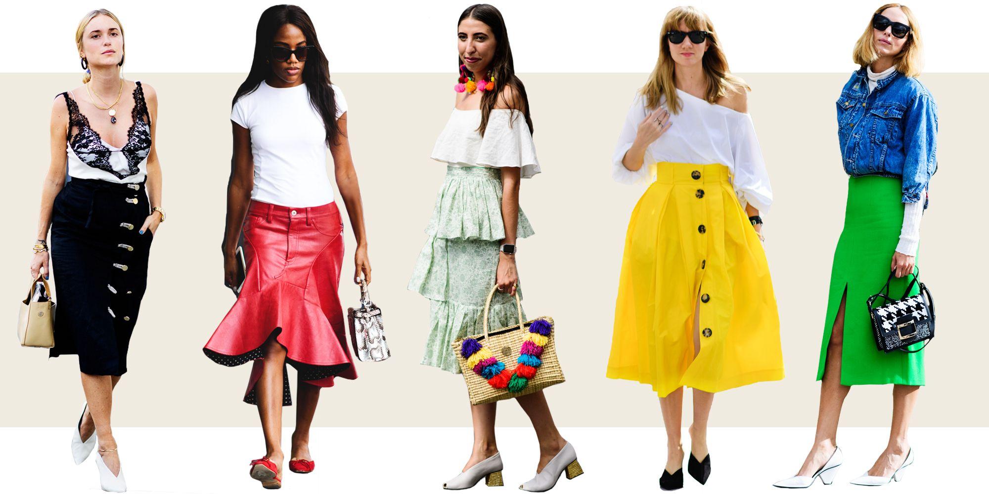 How to Wear a Midi Dress in 8 Ways?