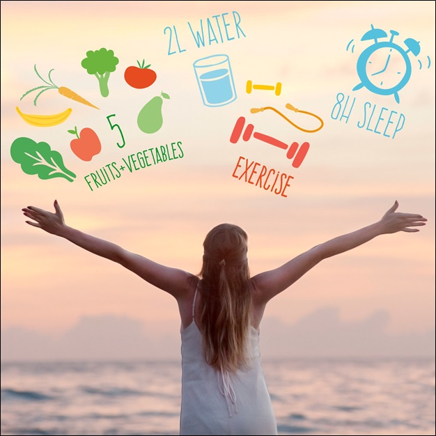 7 Amazing Ways to Live A Healthy Lifestyle