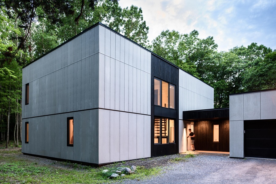 Top tips for finding the right fiber cement panels for a modern home application