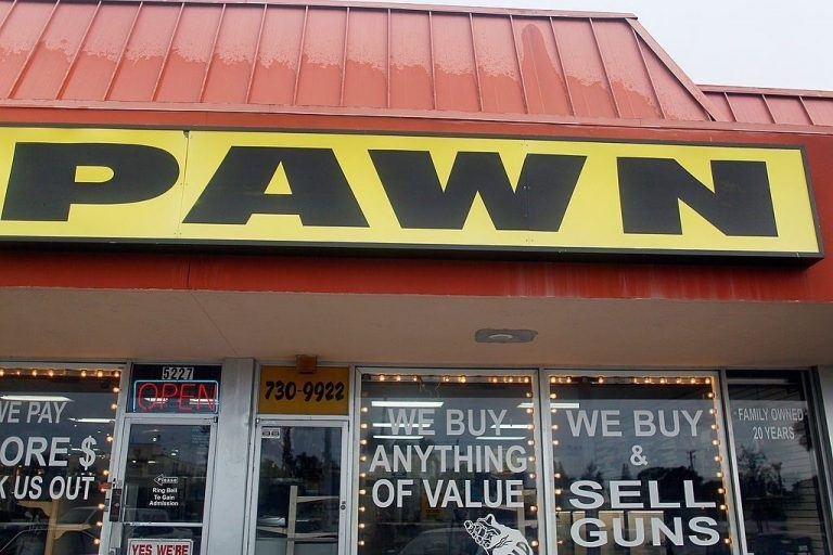 9 Things your pawnshop will reject