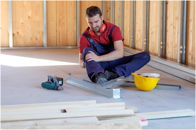 What Should You Do After a Slip and Fall Injury at Work?