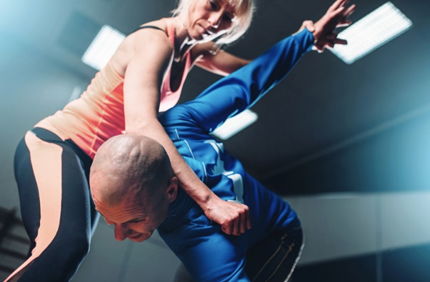 5 Basic Self-Defense Moves Everyone Should Know