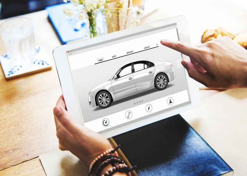 Should the Internet Play a Role in Your Vehicle Search?