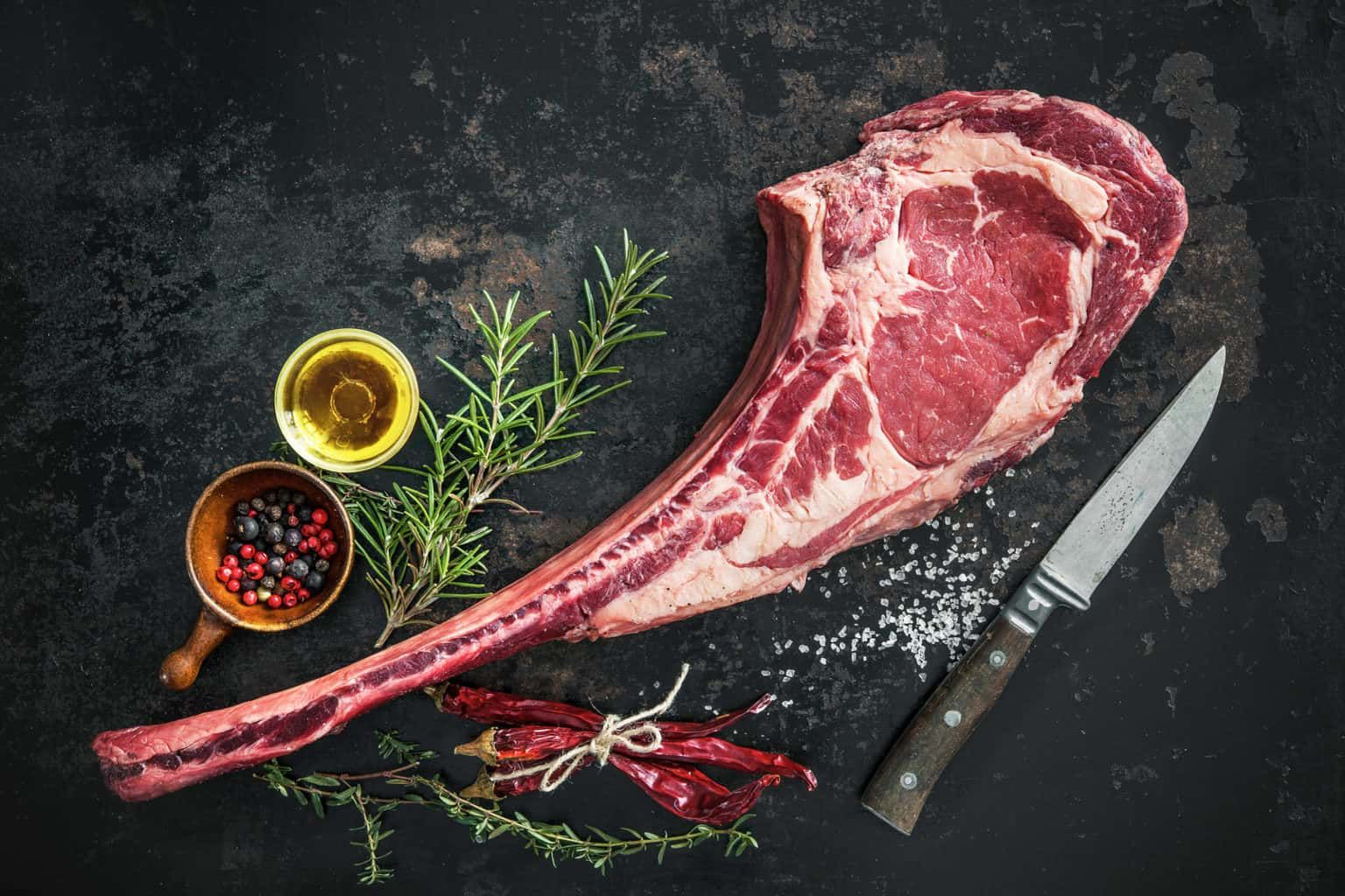Know Everything About tomahawk carne