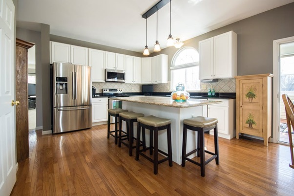 Interested in installing real hardwood flooring?