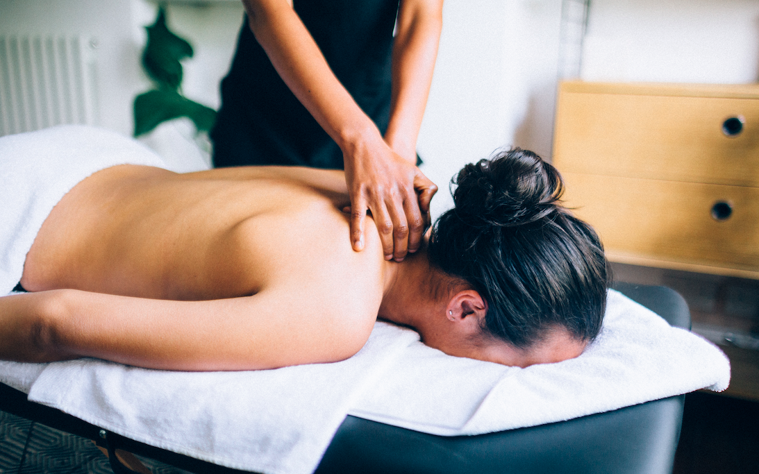 What effects of a full body massage to expect?