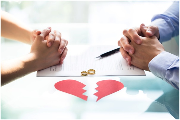 5 Steps for Filing for a Divorce