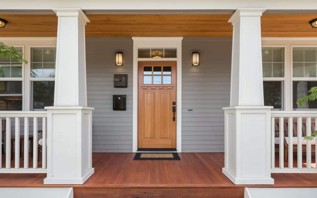 3 Pro Tips For Choosing The Perfect Front Door For Your Home
