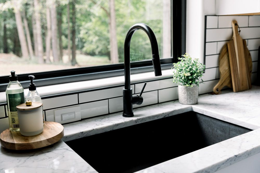 A Buyer's Guide to Buying the Right Kitchen Taps