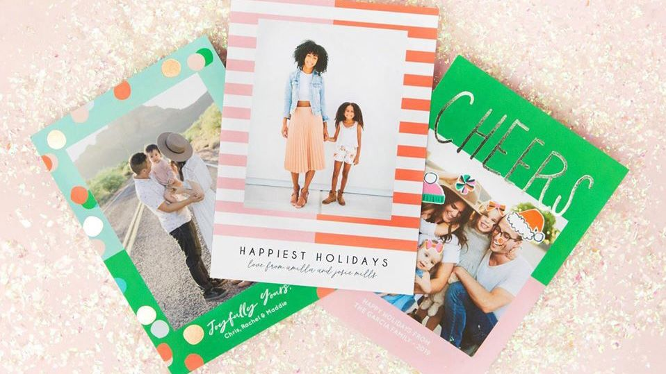 Create Unique And Quality Holiday Photo Cards With Mixbook